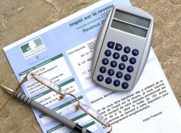 Calculer ses impôts sur le revenu