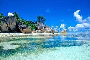 Vpyage de noces aux Seychelles