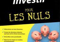 L'investissement pour les nuls