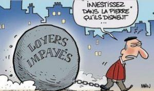 Propriétaire bailleur, vigilance sur les loyers