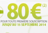 Prime de 80€ - MonaBanq
