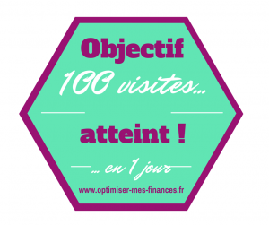 Objectif 100 visites ok!