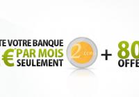 Monabanq - Prime de 80 euros