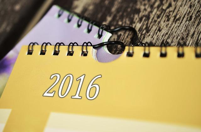 Objectifs financiers 2016