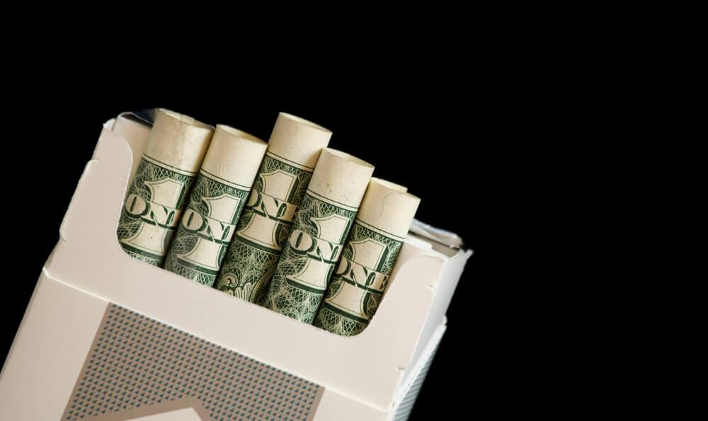 Arrêter de fumer pour gagner de l'argent et pour votre santé !