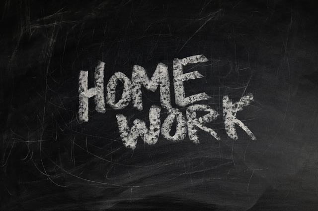 Travail à domicile, ça existe