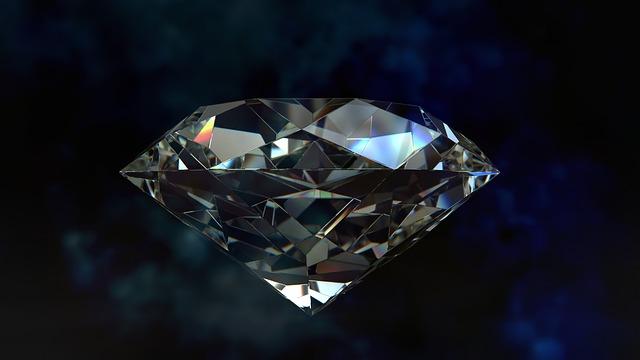 Diamants et bijoux, des symboles de richesse