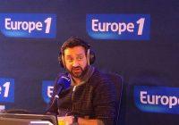 Cyril Hanouna sur Europe 1