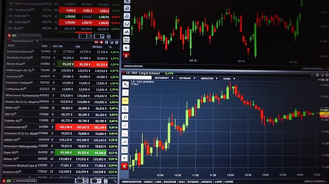 Suivre les cours de la bourse