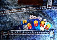 Quelques cartes de crédit