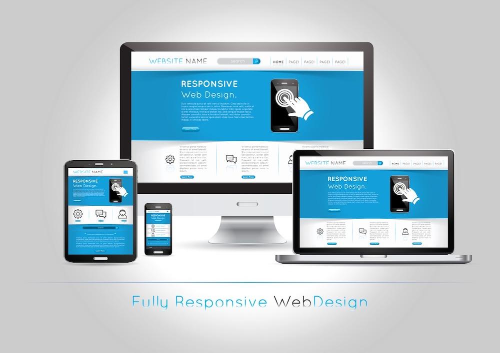 Gabarits de site Responsive Design
