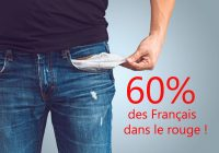 Les français dans le rouge