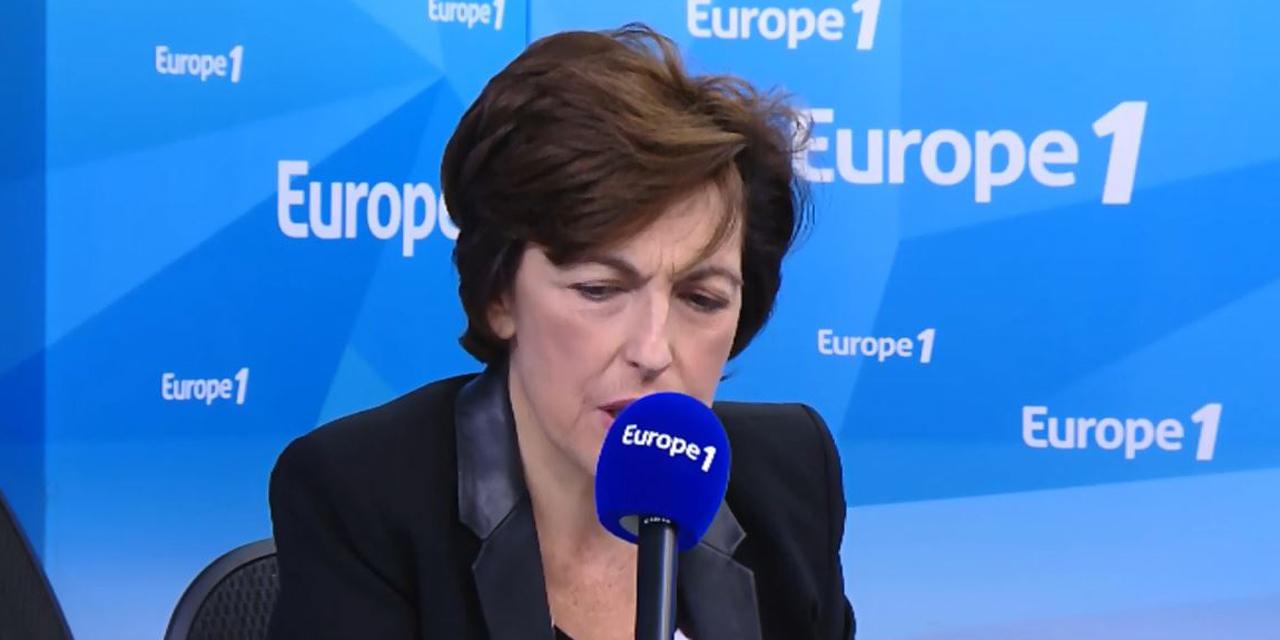 Ruth Elkrief sur Europe 1