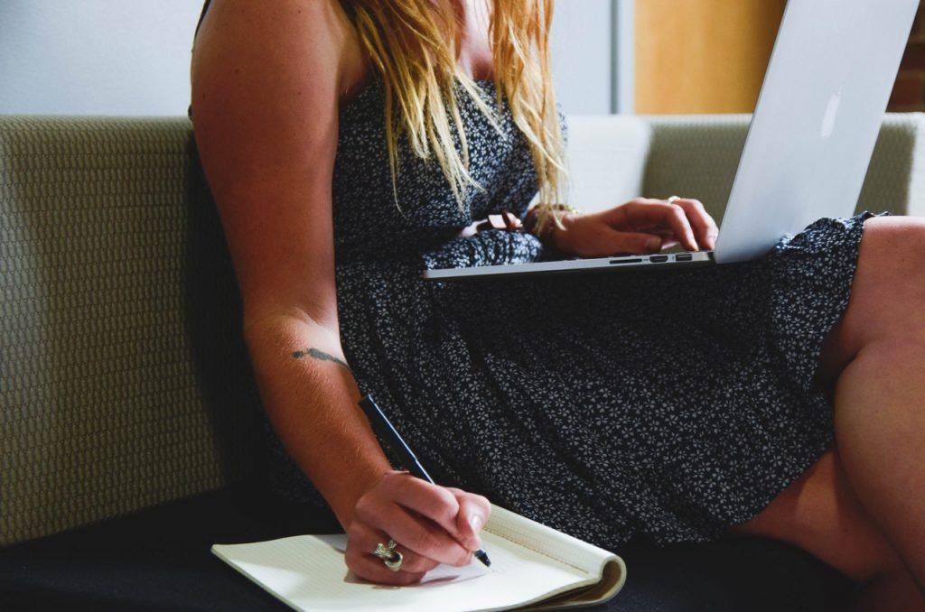 L'écriture et la rédaction sont les jobs les plus recherchés