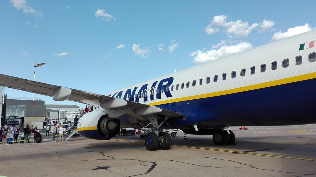 Ryanair n'achète que des Boeing