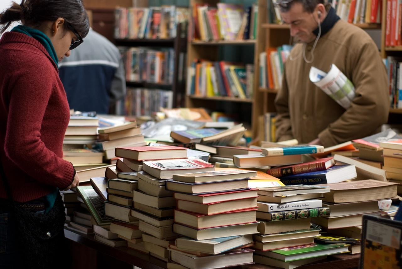 Acheter ou vendre ses livres d'occasion