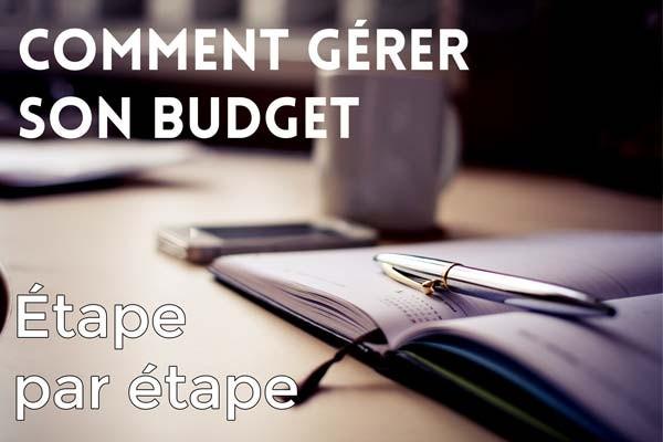 Comment gérer son budget mensuel automatiquement