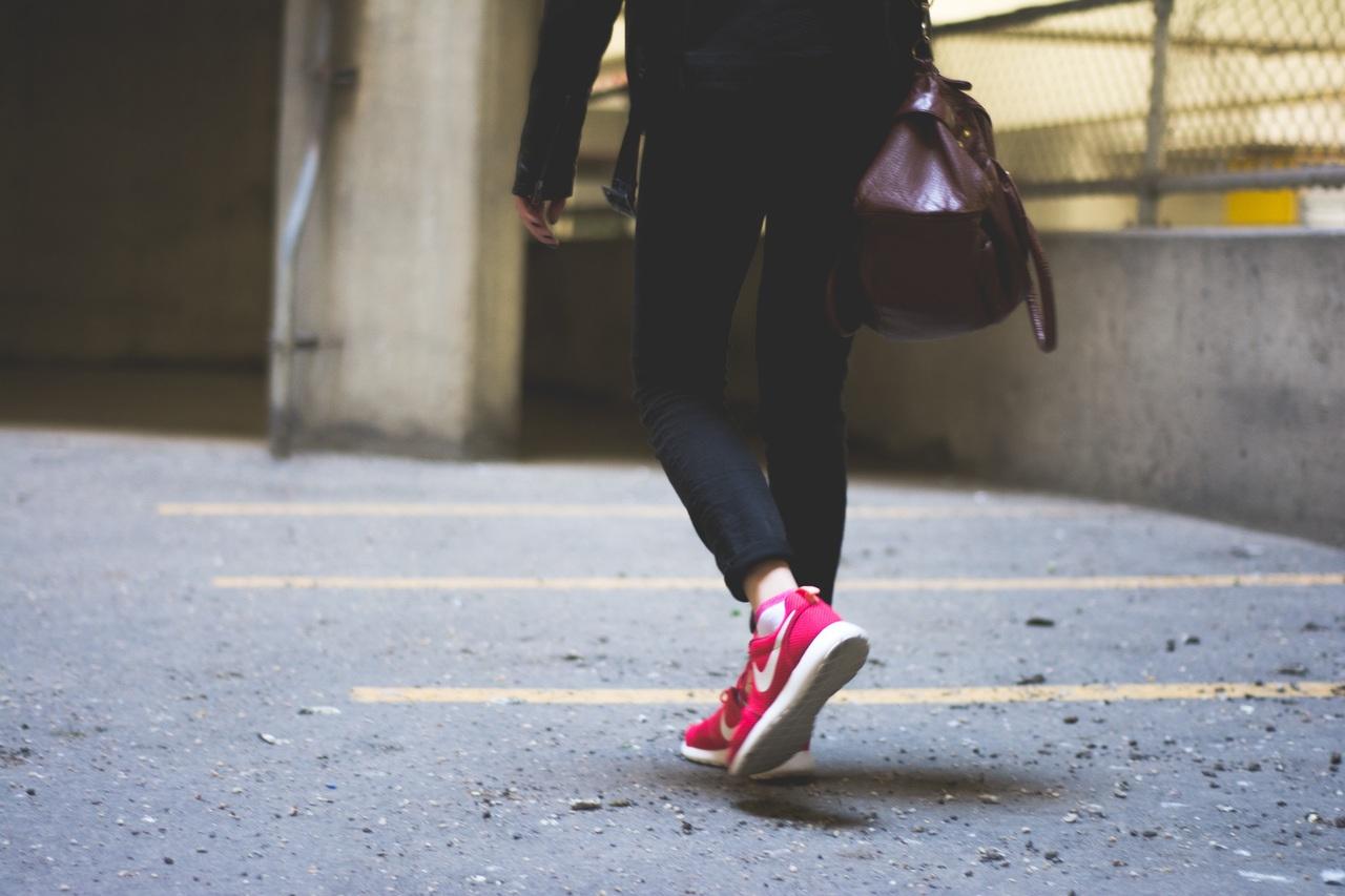 Marche à pied