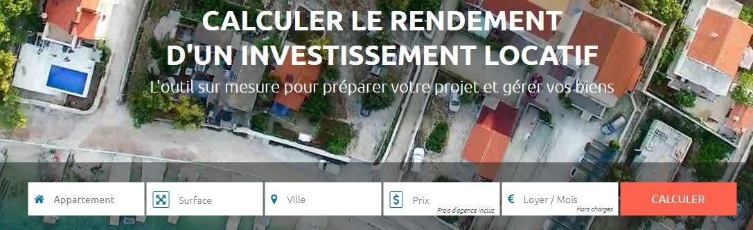 comment calculer l'investissement locatif