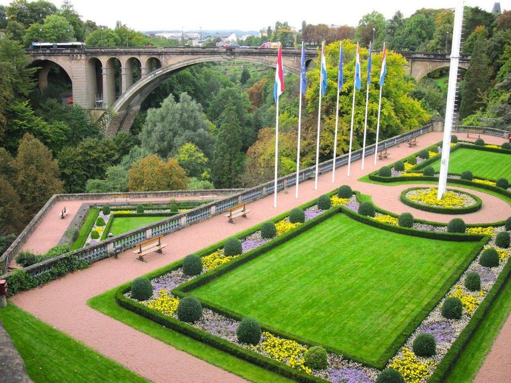 Luxembourg, centre de l'Europe économique